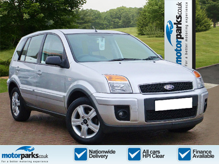 Ford Fusion 1.6 TDCi Plus 5dr Diesel Estate (2008) image